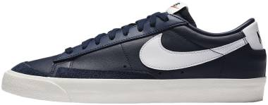 Nike Blazer Low 77 Vintage - Midnight Navy Sail White (DA6364400)