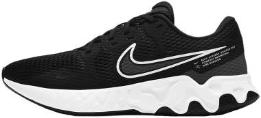 Nike Renew Ride 2 - Black White Dk Smoke Grey (CU3507004)