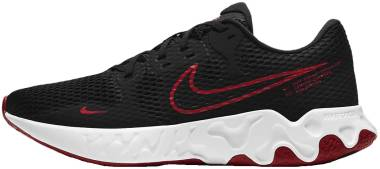 Nike Renew Ride 2 - Black Univ Red White (CU3507003)