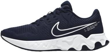 Nike Renew Ride 2 - Obsidian White Midnight Navy (CU3507404)