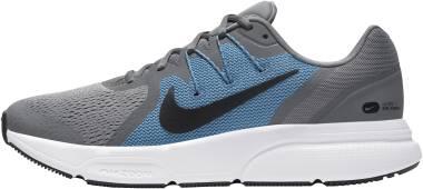 Nike Zoom Span 3 - Smoke Grey Photo Blue Iron Grey Black (CQ9269014)