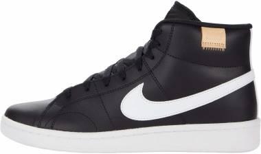 Nike Court Royale 2 Mid - Black White White Onyx (CT1725001)