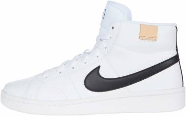 Nike Court Royale 2 Mid - White Black White Onyx (CQ9179100)