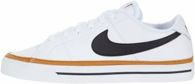 Nike Court Legacy - White Black Desert Ochre Gum Light Brown (CU4149102)