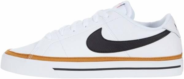 Nike Court Legacy - White Black Desert Ochre Gum Light Brown (CU4149102)