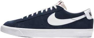 Nike Blazer Low 77 - Midnight Navy White Black White (DA7254400)