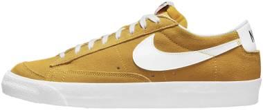 Nike Blazer Low 77 - Yellow (DA7254700)