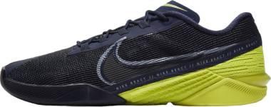 Nike React Metcon Turbo - Blackened Blue Cyber Ashen Slate (CT1243400)