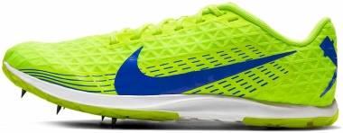 Nike Zoom Rival XC - Volt/Racer Blue-white (AJ0851700)