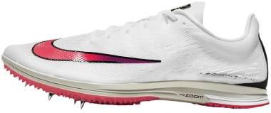 Nike Spike-Flat - White Black Hyper Jade Flash Crimson (AQ3610100)