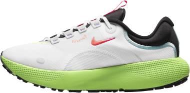 Nike React Escape Run - White Hyper Pink Volt Bright Mango (DJ5929100)