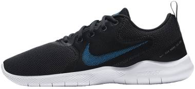 Nike Flex Experience Run 10 - Black/Blue (CI9960003)