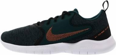 Nike Flex Experience Run 10 - Dk Teal Green Atomic Orange Black White Smoke Grey (CI9960300)