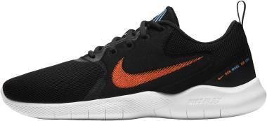 Nike Flex Experience Run 10 - Black/Coast/White/Total Orange (CI9960008)
