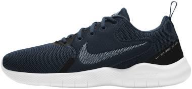 Nike Flex Experience Run 10 - Midnight Navy White Obsidian (CI9960400)