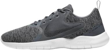 Nike Flex Experience Run 10 - Smoke Grey Black Grey (CI9960004)