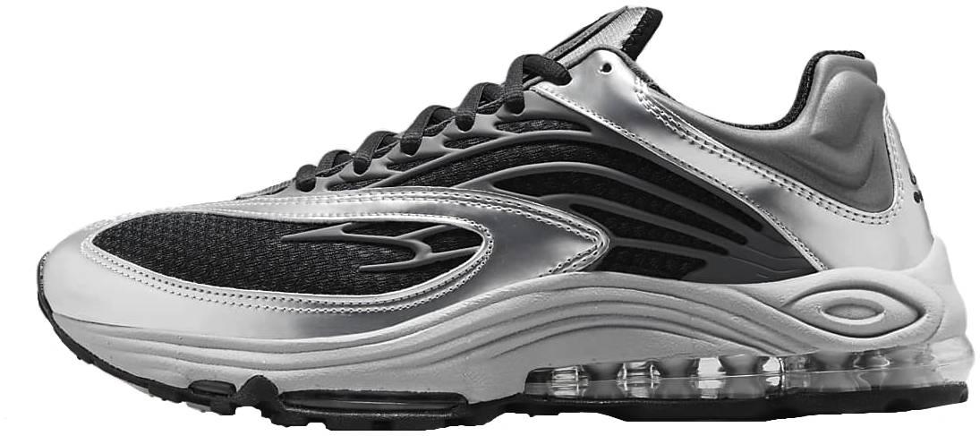 Nike Air Tuned Max sneakers in grey black | RunRepeat