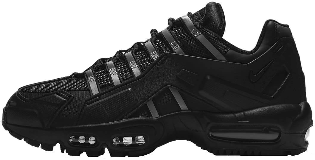 Nike Air Max 95 NDSTRKT sneakers in black (only $147) | RunRepeat