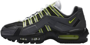 Nike Air Max 95 NDSTRKT - Black Neon Yellow Grey 002 (CZ3591002)