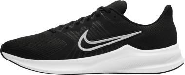 Nike Downshifter 11 - Black White Dk Smoke Grey (CW3411006)