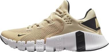 Nike Free Metcon 4 - Beige (CT3886791)