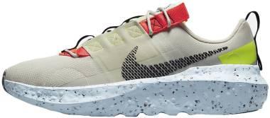 Nike Crater Impact - Light Bone Black Stone Volt 010 (DB2477010)
