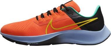 Nike Air Zoom Pegasus 38 - Crimson/Black/Yellow (DM9052800)