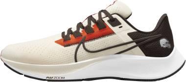 Nike Air Zoom Pegasus 38 - Natural Team Orange White Seal Brown (DJ0815100)