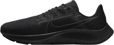 Nike Air Zoom Pegasus 38 - Black / Anthracite / Volt (CW7356001)