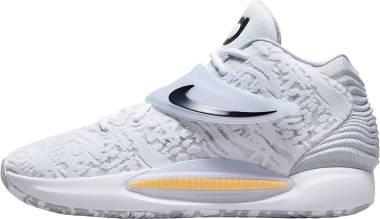 Nike KD 14 - White/Wolf Grey/Melon Tint/Black (CW3935100)