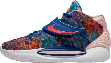 Nike KD 14 - Blue (CW3935400)