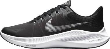 Nike Air Zoom Winflo 8 - Black / White / Dk Smoke Grey (CW3419006)