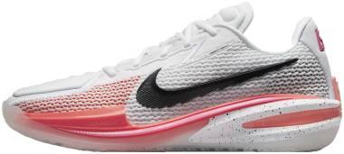 Nike Air Zoom G.T. Cut - White Bright Crimson Pink Blast Black (CZ0175106)