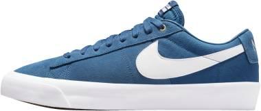 Nike SB Zoom Blazer Low Pro GT - Blue (DC7695401)