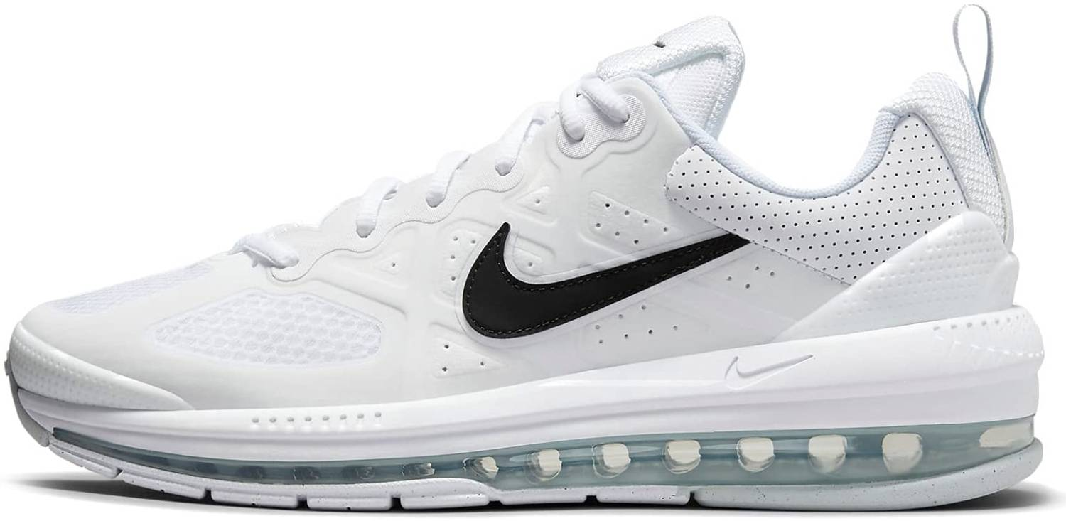 Nike Air Max Genome sneakers in grey white (only $120) | RunRepeat