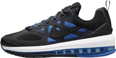 Nike Air Max Genome - Black/Dark Smoke Grey/White/Signal Blue (CW1648002)