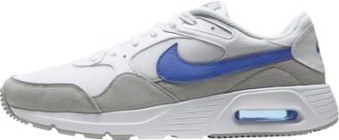 Nike Air Max SC - White Game Royal Wolf Grey (CW4555101)