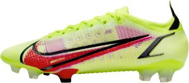 Nike Mercurial Vapor 14 Elite FG - Yellow (CQ7635760)