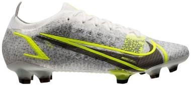 Nike Mercurial Vapor 14 Elite FG - Weiß (CQ7635107)
