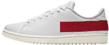 Air Jordan 1 Centre Court - White/University Red-sail (DJ2756101)