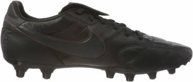 Nike Premier II FG - Black Dark Smoke Grey Chile Red (917803061)