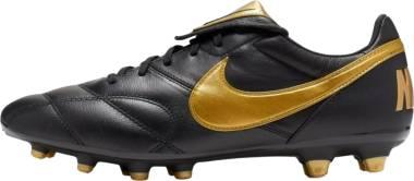 Nike Premier II FG - Black/Pro Gold/Metallic Gold/White (917803017)