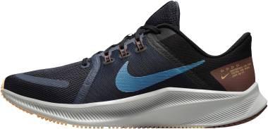Nike Quest 4 - Thunder Blue / Lt Photo Blue / Black (DA1105400)