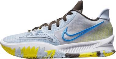 Nike Kyrie Low 4 - Light Armory Blue Signal Blue Opti Yellow Black (CW3985400)