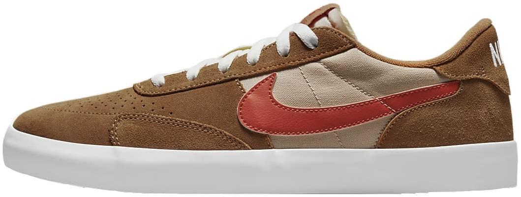 Nike SB Heritage Vulc sneakers in brown   RunRepeat