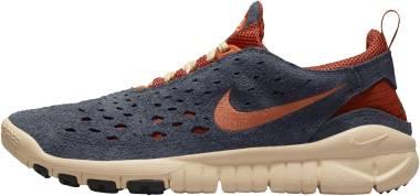 Nike Free Run Trail - Blå (CW5814400)
