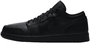 Air Jordan 1 Low - Black (553558091)