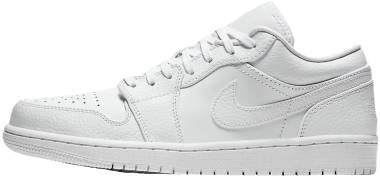 Air Jordan 1 Low - White (553558130)