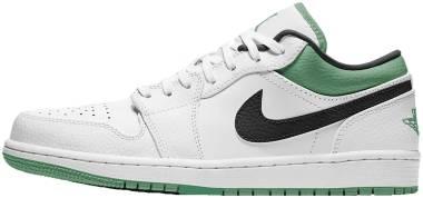 Air Jordan 1 Low - Color Blanco (553558129)