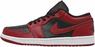 Air Jordan 1 Low - Red (553558606)